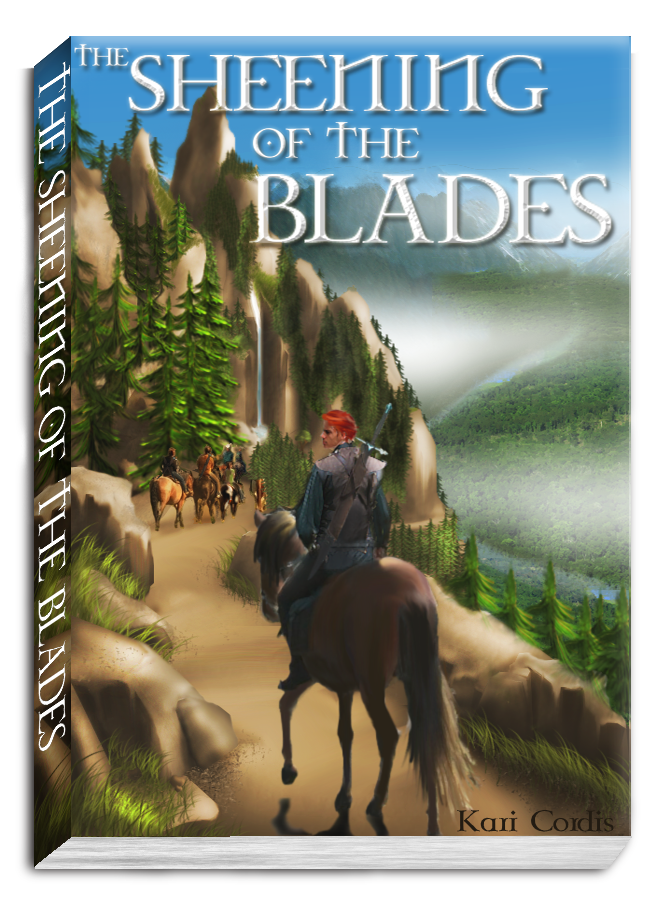 The Sheening of the Blades by Kari Cordis